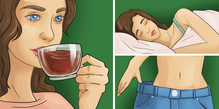7 Bedtime Habits That Can Help Us Lose Weight