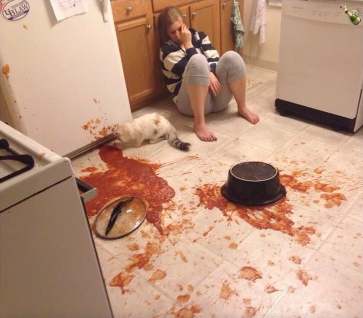 17People Who Are Having aVery Terrible Day