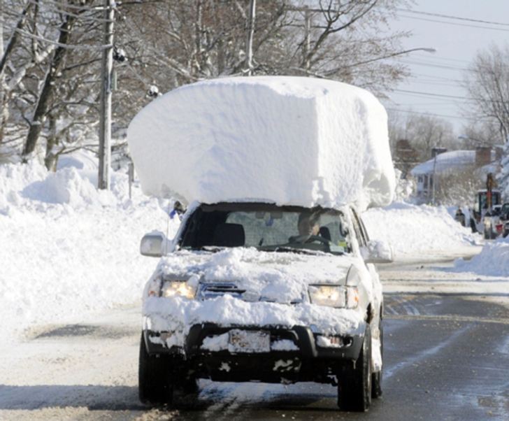20+ Shots That Prove Winter's Eventually Going to Sneak Into Everyone's Life