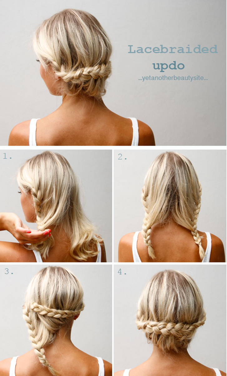 12 Cute Hairstyle Ideas For Medium Length Hair