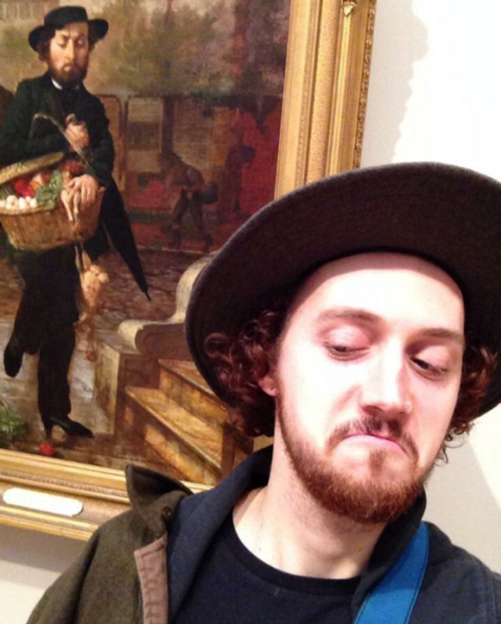 People Are Finding Their Look-alikes inFamous Paintings, and Now WeWonder IfTime Travel Really Exists