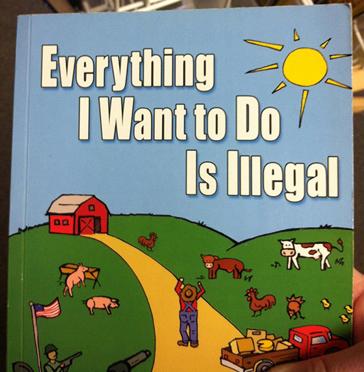 20+ Pictures Found in Children's Books That Raise a Ton of Questions