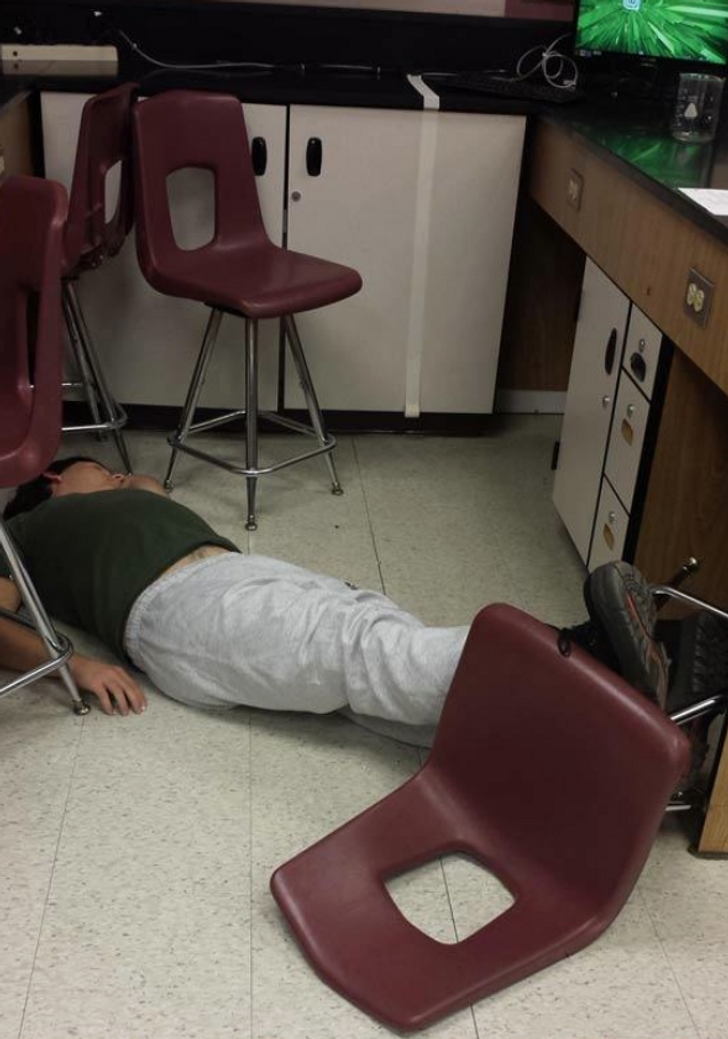 23Situations Anyone Who IsExtremely Tired Can Understand